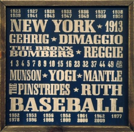 find this pin and more on yankees room ideas new york yankees vintage sports wall decor - New York Yankees Bedroom Decor