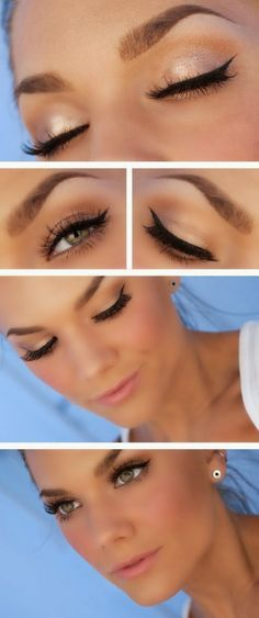 Make-Up Tips for Beginners   Read more:  http://whatwomenloves.blogspot.com/2015/03/make-up-tips-for-beginners.html