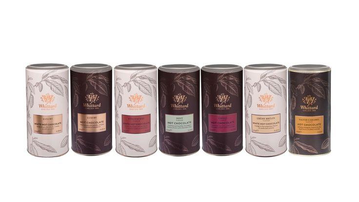 Koud weer en een lekkere Hot Chocolate van Whittard. Dit wil je toch zeker in je #kerstpakket hebben?  http://www.bommelsconserven.nl/delicatessen/chocolade_online_bestellen_bij_bommels_conserven/pure_cacao_online_bestellen/whittard_chelsea_1886_online_kopen_bij_bommels_conserven/