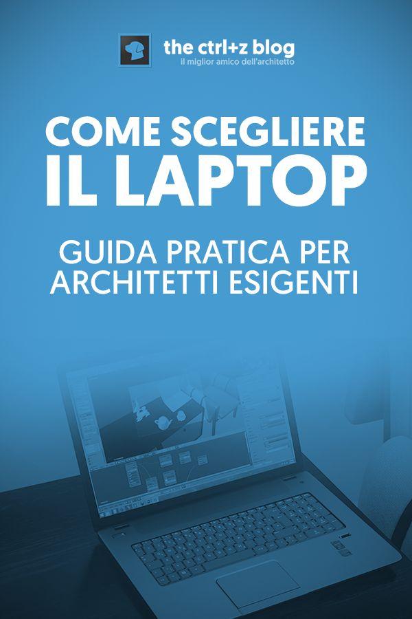 Un portatile per architettura è molto più di un semplice strumento di lavoro: è un vero e proprio alleato. Scopri come scegliere il notebook su misura per te!  via @thectrlzblog
