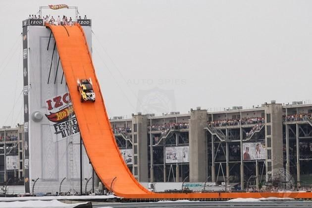 Tanner Foust record du monde