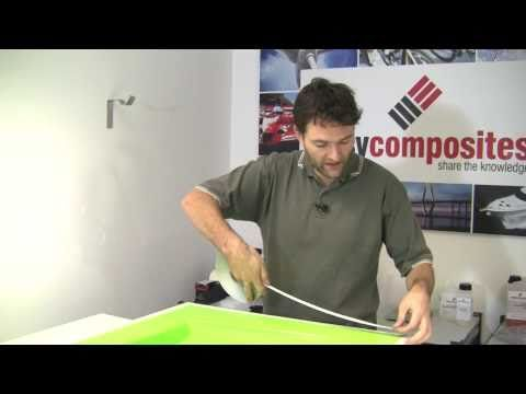 ▶ How To Do Perfect Vacuum Resin Infusion of a Carbon Fibre (Fiber) Part - Basic Tutorial - YouTube