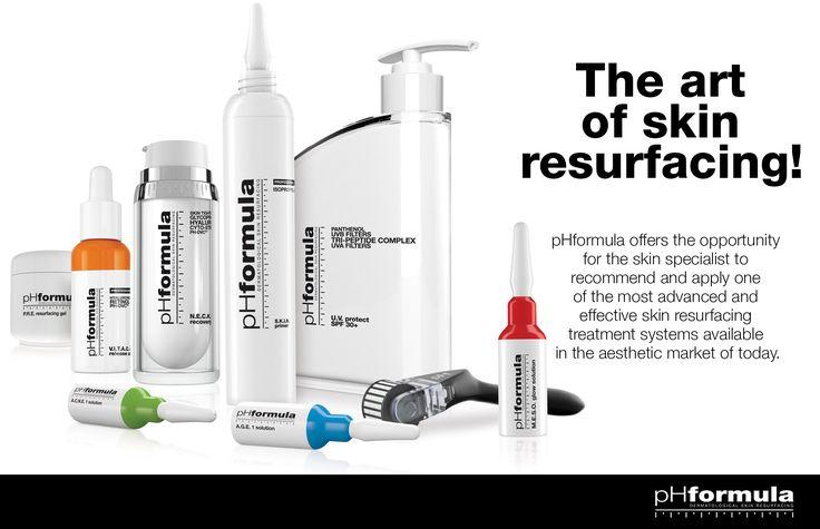 Skin peeling versus Skin resurfacing - find more here: http://phformula.com/innovation-behind-art-skin-resurfacing/