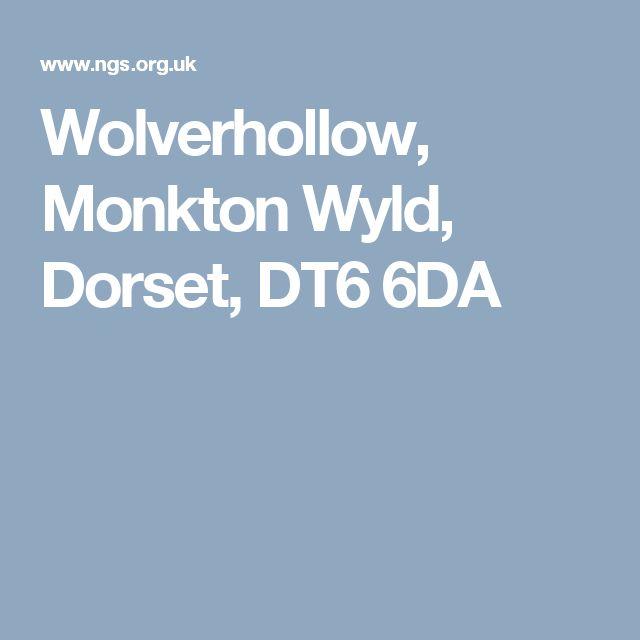 Wolverhollow, Monkton Wyld, Dorset, DT6 6DA