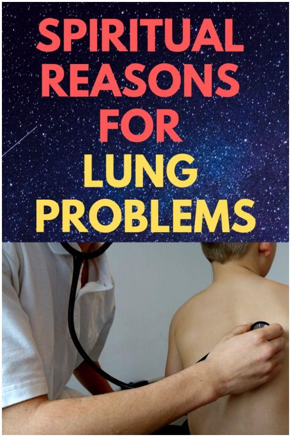 Lung Disease   Spirituality   Spiritual meaning