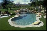 Award Winning Pools - Traditional - Pool - los angeles - by California Pools