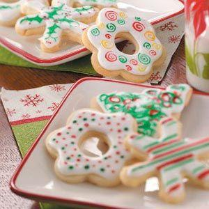 Best-Ever Sugar Cookies Recipe