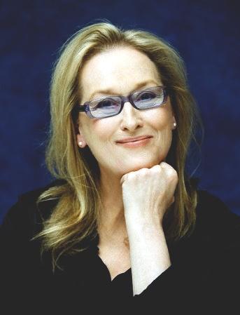Meryl Streep my fav actress