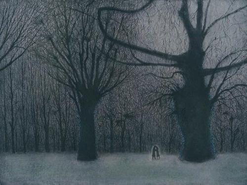 Richard Cartwright, 'Kissing in Wintertime'.