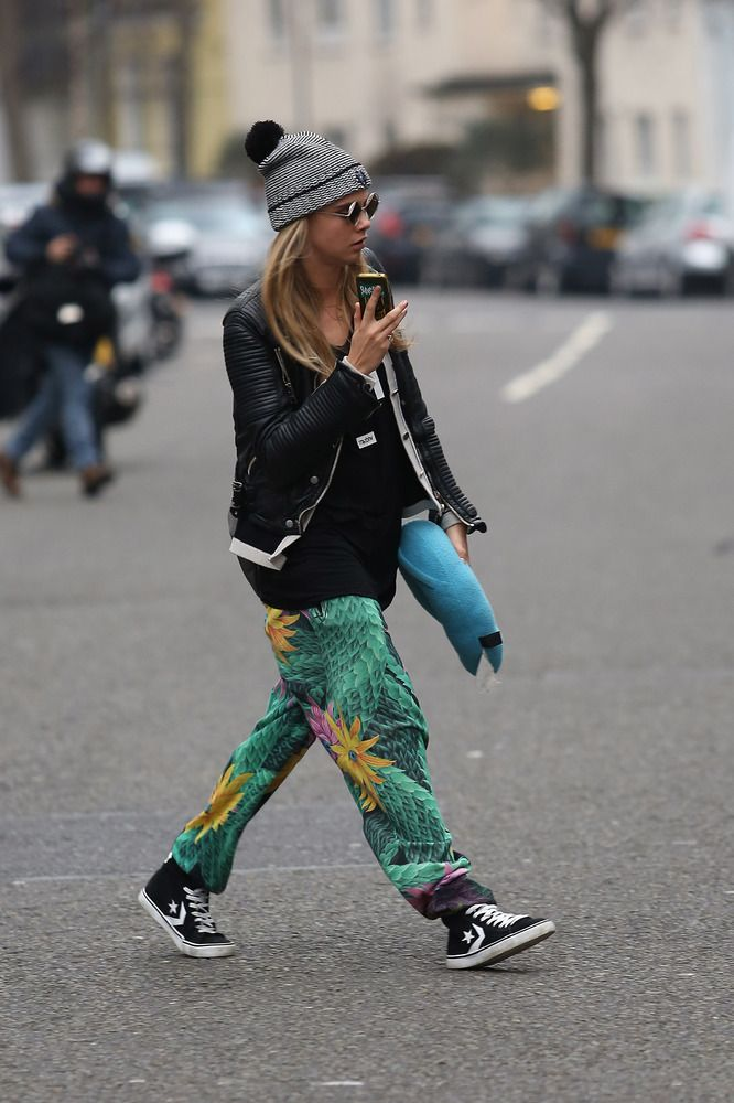 25 Outfits That Were Dramatically Improved By Converse Sneakers