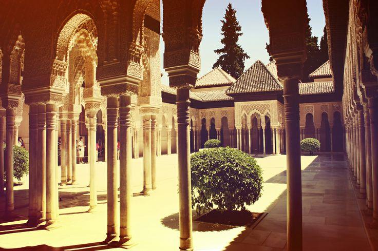 Granada - Alhambra - Spain