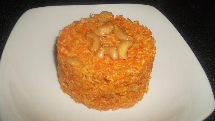 Gajar Ka Halwa Recipe (Gajar Halwa Recipe – Carrot Pudding)