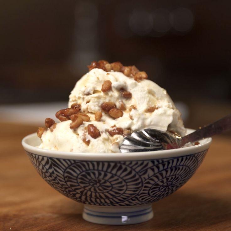 ... Basil Ice Cream on Pinterest | Blueberry ice cream, Homemade ice cream