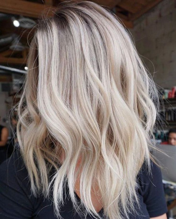 25+ Latest Hottest Haircuts and Blonde for Long Ha…