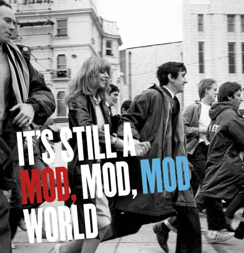 The 1979 film Quadrophenia ... In the film, the mods and rockers descend on Brighton for a bank holiday weekend.