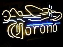 "CORONA PLANE BEER BAR CLUB NEON LIGHT SIGN (16"" X 13"") - Free Shipping Worldwide - Lee Neon Signs Online Store - Free Shipping Worldwide"