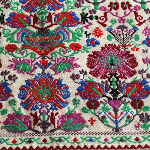 Arazzo Floreale 80x45. Sardinian Store