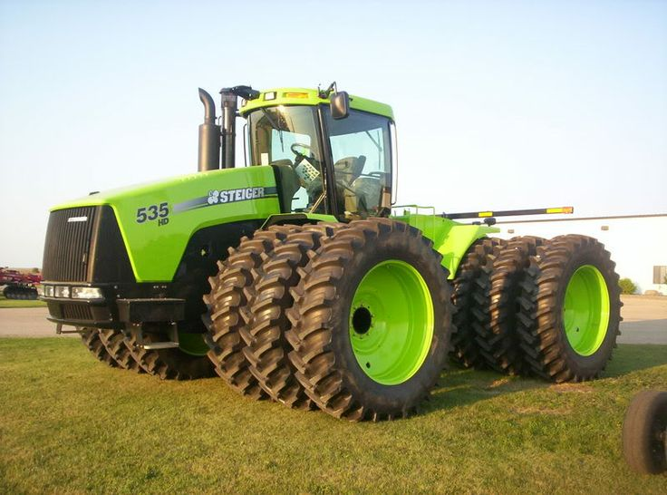 Steiger | Case IH Steiger Idea ..Oh AWESOME!! This has to be the biggest and baddest Stieger I've ever seen!!!