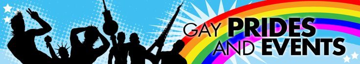 gay prides and international events