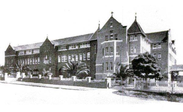 St Vincent's Boys Home. Westmead.....Parramatta