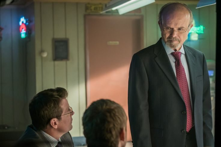 Kurtwood Smith in Patriot Series (9)