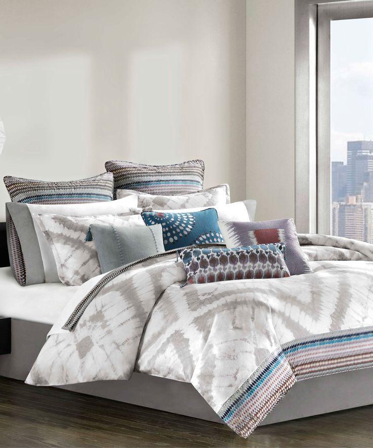 Beautiful Tribal Blocks Comforter Set   Bedding   Home