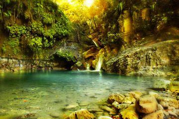 Puerto Plata Shore Excursion: Damajagua Waterfalls Tour For Amber Cove Cruise Ship Passengers