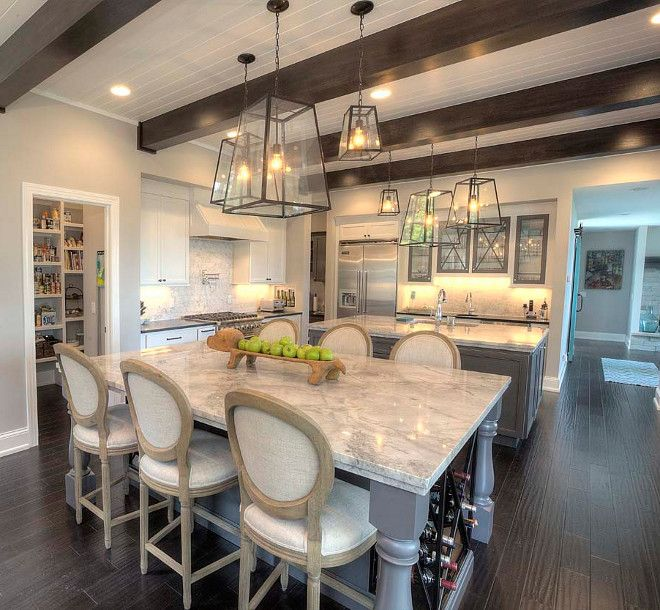 Best 25+ Island table ideas only on Pinterest | Kitchen booth ...