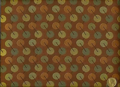 Arc/com Bauble Russett Contemporary Modern Retro Funky Upholstery Fabric in Crafts, Sewing & Fabric, Fabric | eBay