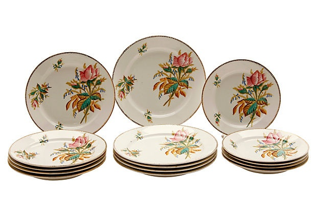 $199.00 $299.00 Estimated Market Value Era Antique; 19th century Condition Very Good;  sc 1 st  Pinterest & 65 best Plates \u0026 Porcelain images on Pinterest   Dish sets Dishes ...