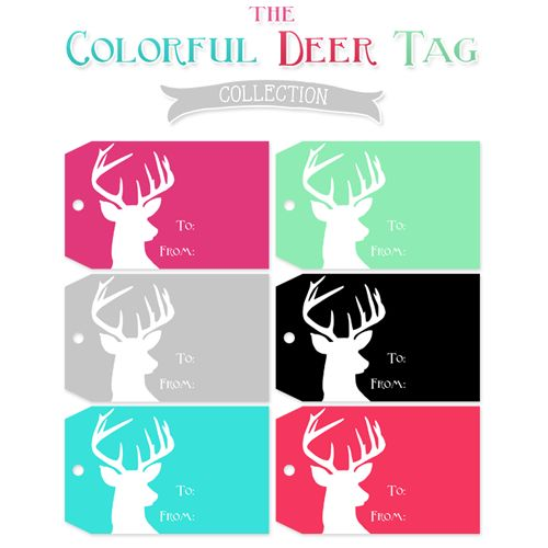 TheCottageMarket-Holiday-Deer-Tag-Colorful-web.png 500×500 pixels