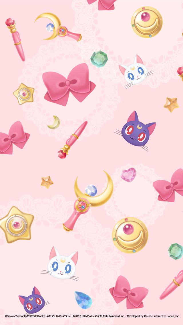 Sailor Moon Drops Wallpapers - Imgur