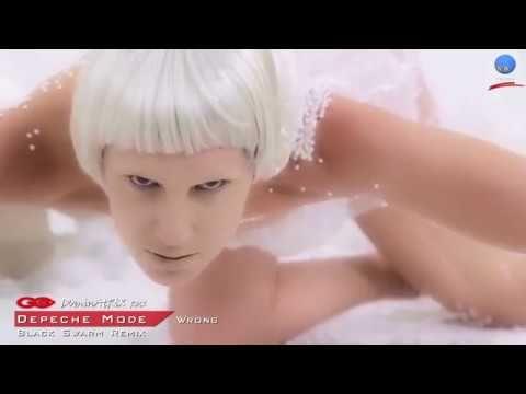 """YouTube Watch """"Depeche Mode - Wrong [Black Swarm Remix]"""" on YouTube https://youtu.be/9AI2ZLS_QRM"""