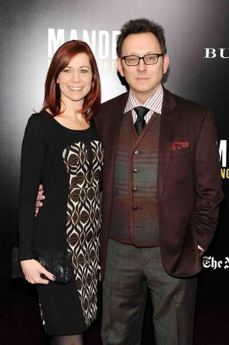 Exclusive: Michael Emerson and Carrie Preston Created an LA Home as Cool as They Are
