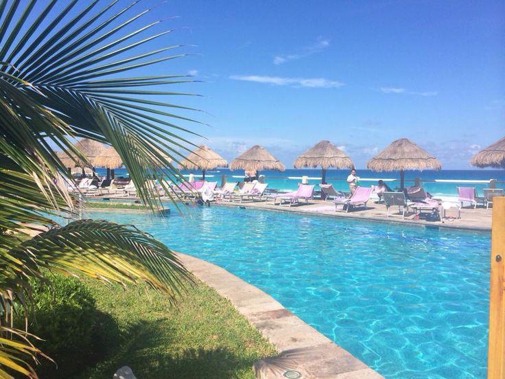 Cancun Mexico 2014