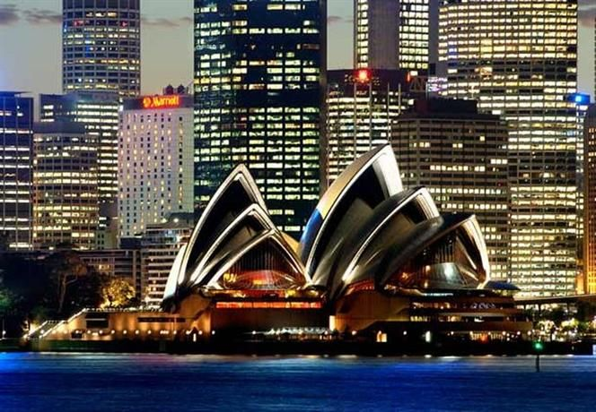 Hotel Deal Checker - Marriott Sydney Harbour at Circular Quay