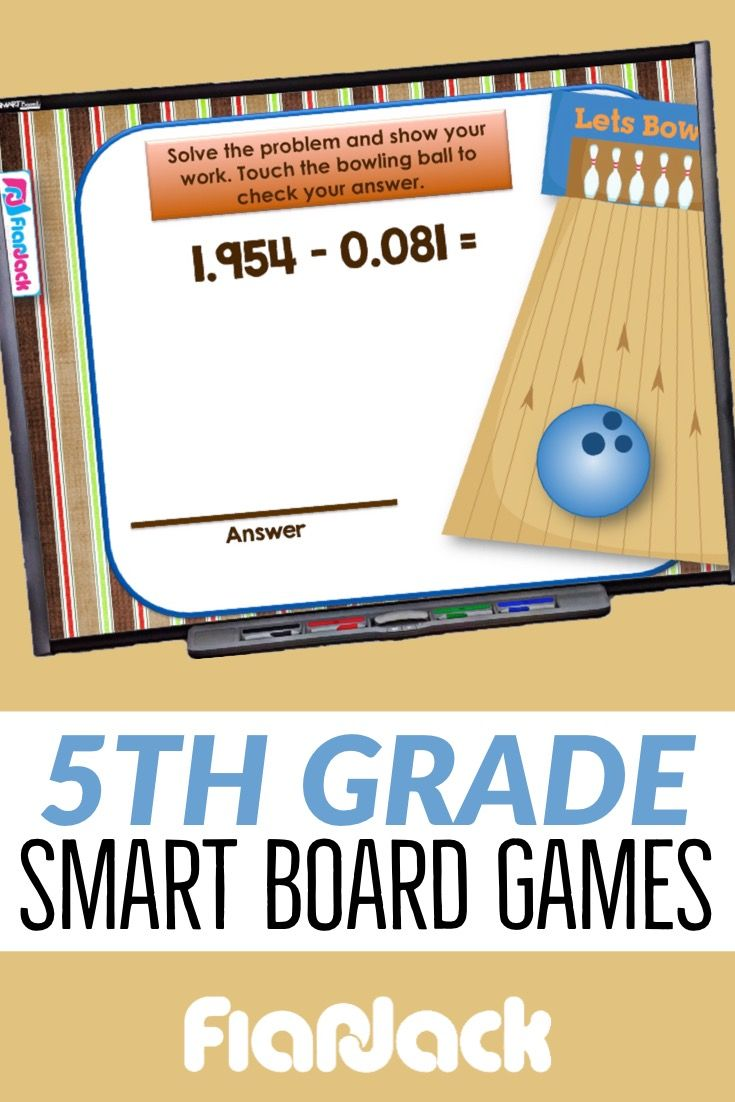 5th Grade Smartboard Games Adding And Subtraction Decimals Is A Part Of This Fun Self Checking Smart Smart Board Lessons Smart Board Games Math Review Game Quizizz adding and subtracting