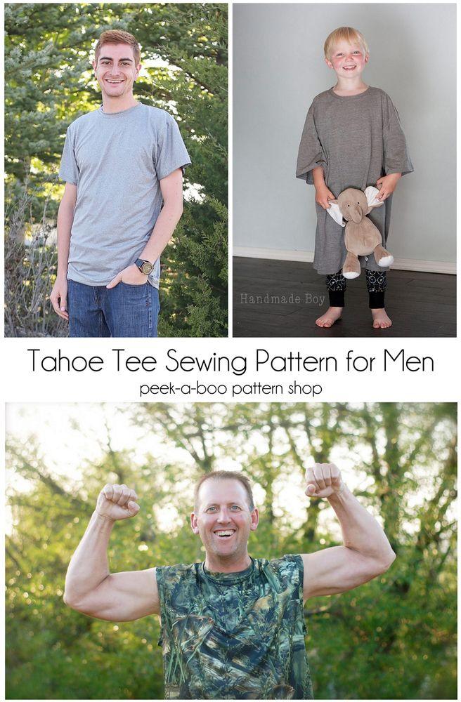 125 best Nähen für Männer images on Pinterest | Schnittmuster ...