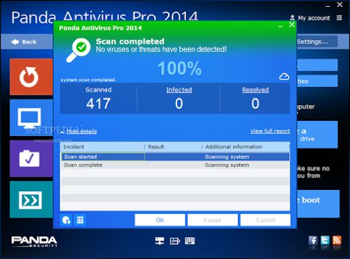 The new #Panda #Antivirus 2014 #offers the easiest and most intuitive #protection for your computer ever. #Install it and forget about #viruses, #spyware, #rootkits, #hackers and online fraud. www.broovo.com