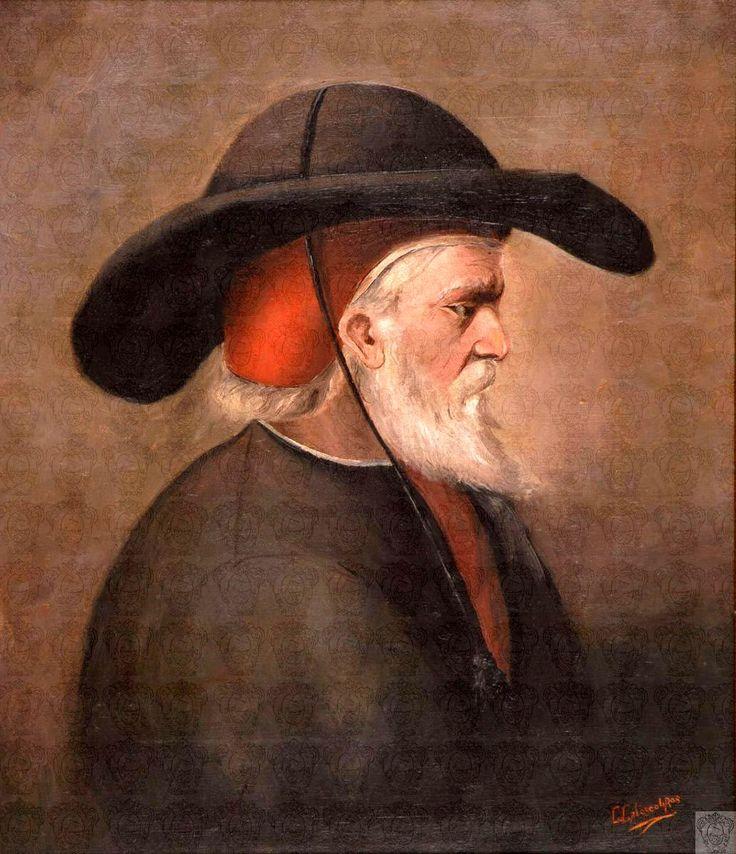 Καλοσγούρος Ιωάννης-Βαπτιστής-Ιερωμένος, β ήμισυ του 19ου αι.
