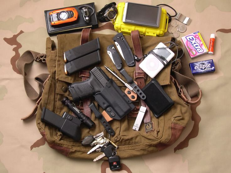 17 Best Ideas About Everyday Carry Bag On Pinterest
