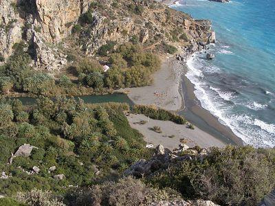 Crete - Rethymnon: Pirate Fjords In Greece (Video)