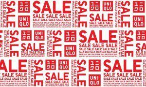 Uniqlo Sale on June 20- 25 2017