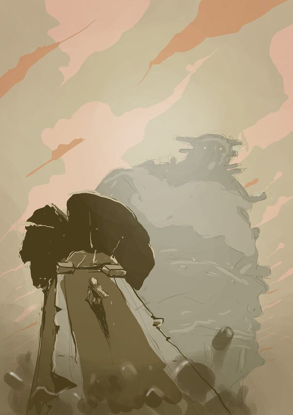 Day 7: Shadow Of The Colossus - Gaius by lookhappy