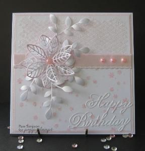 Lots of really beautiful cards--lots of neat ideas!