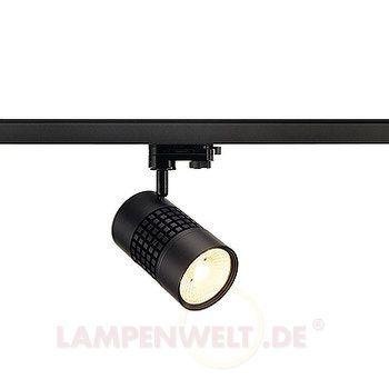 Epic Lackspanndecke schwarz Spanndecke LED Strahler