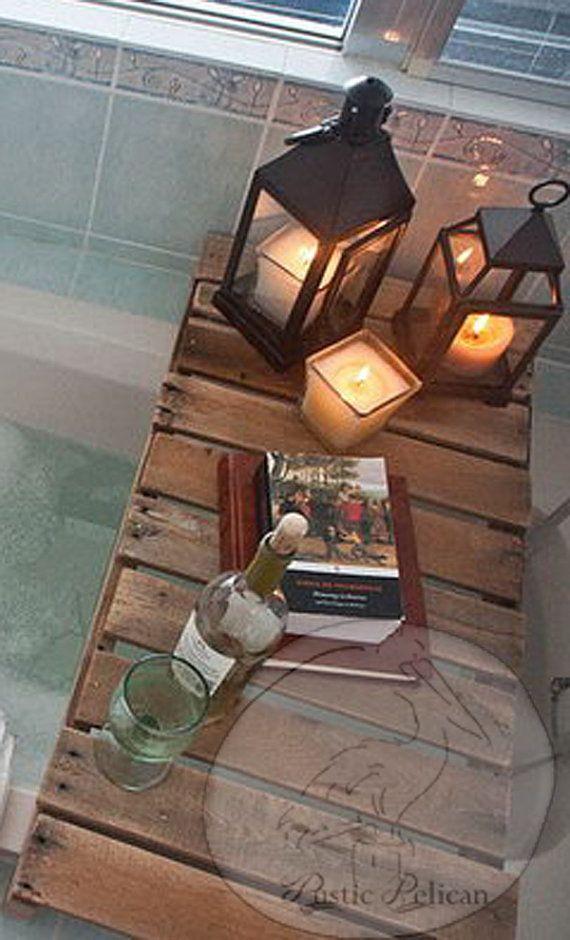 69 best Bathtub Caddies images on Pinterest | Bathroom, Bathroom ...