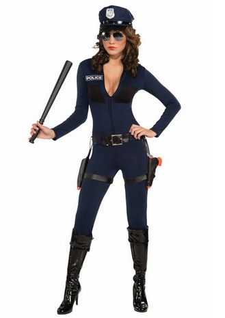 Costume Ideas for Women: Top Five Police Outfits for Women