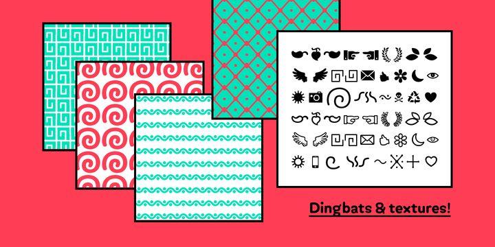 Globa - Webfont & Desktop font « MyFonts
