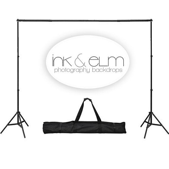 Photography Backdrop Stand  Backdrop Portable Stand  by InkAndElm, $44.95 #ElementsWishList